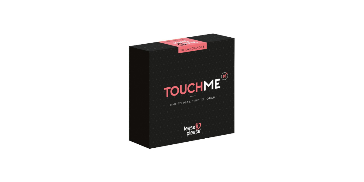 Jeu Touch Me Tease & Please
