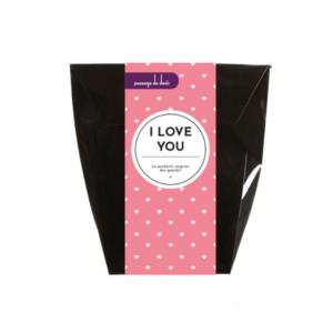 Pochette Cadeau I Love You 7 produits Passage du désir