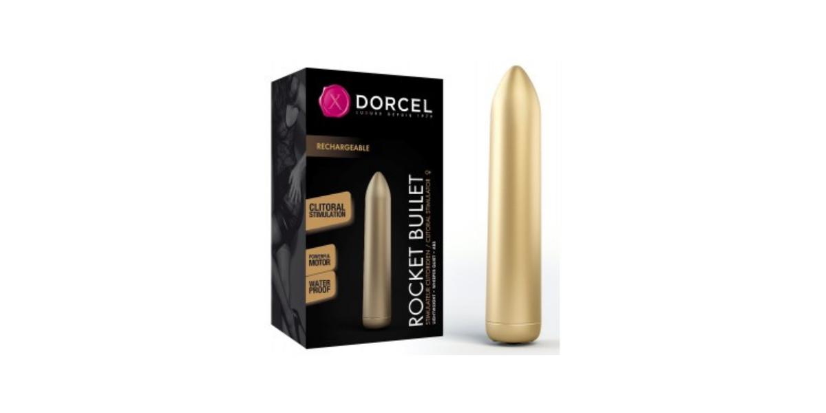 Stimulateur clitoridien Rocket Bullet