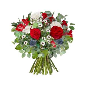 Bouquet d'inspiration champêtre