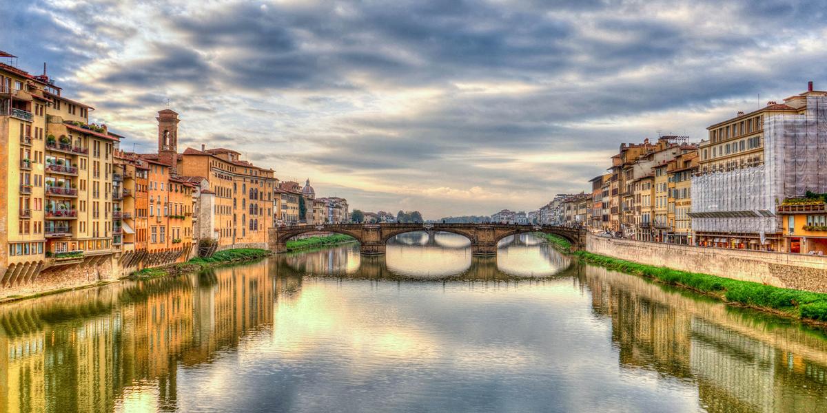Week-end romantique à Florence