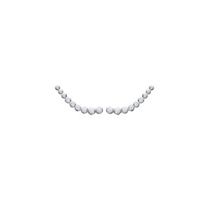 Boucles d'oreilles montantes serties de zircons en argent Elise et Moi