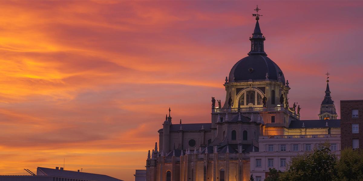 Week-end romantique à Madrid