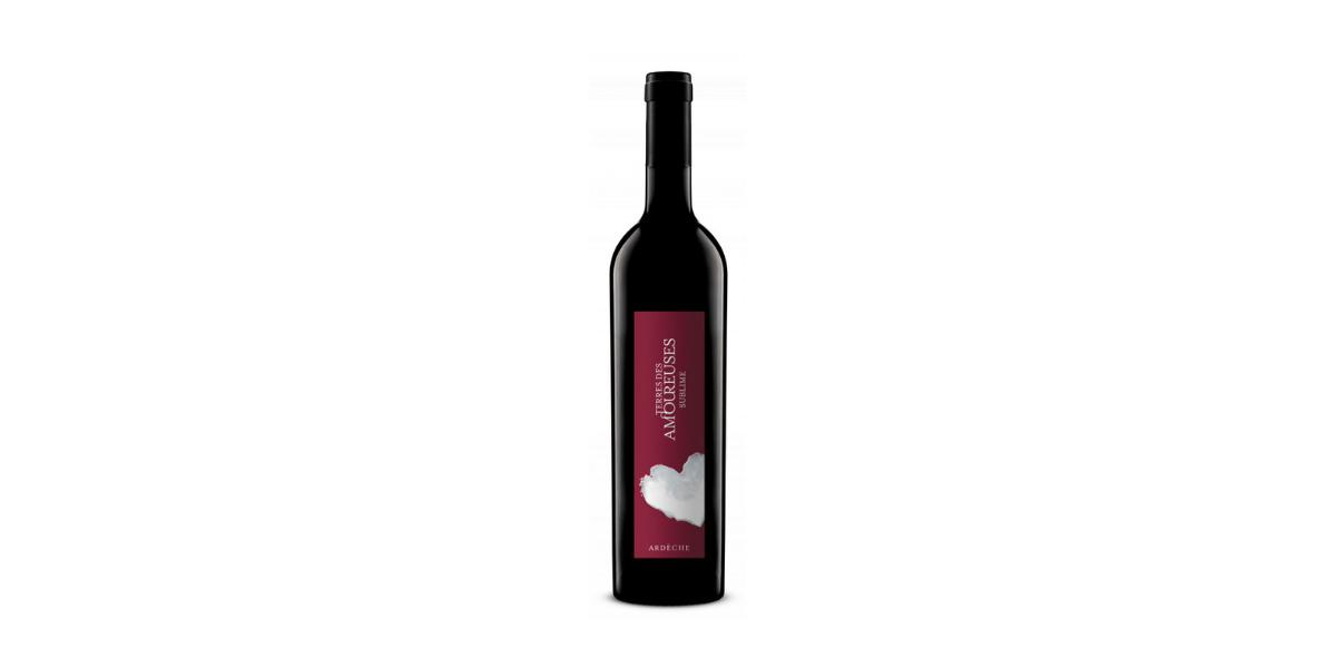 vin-rouge-Château-Les-Amoureuses
