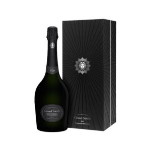 Champagne Laurent-perrier Cuvée Grand Siècle Coffret, champagne Blanc