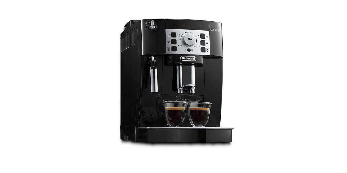 Espresso broyeur à grains Magnificas Delonghi