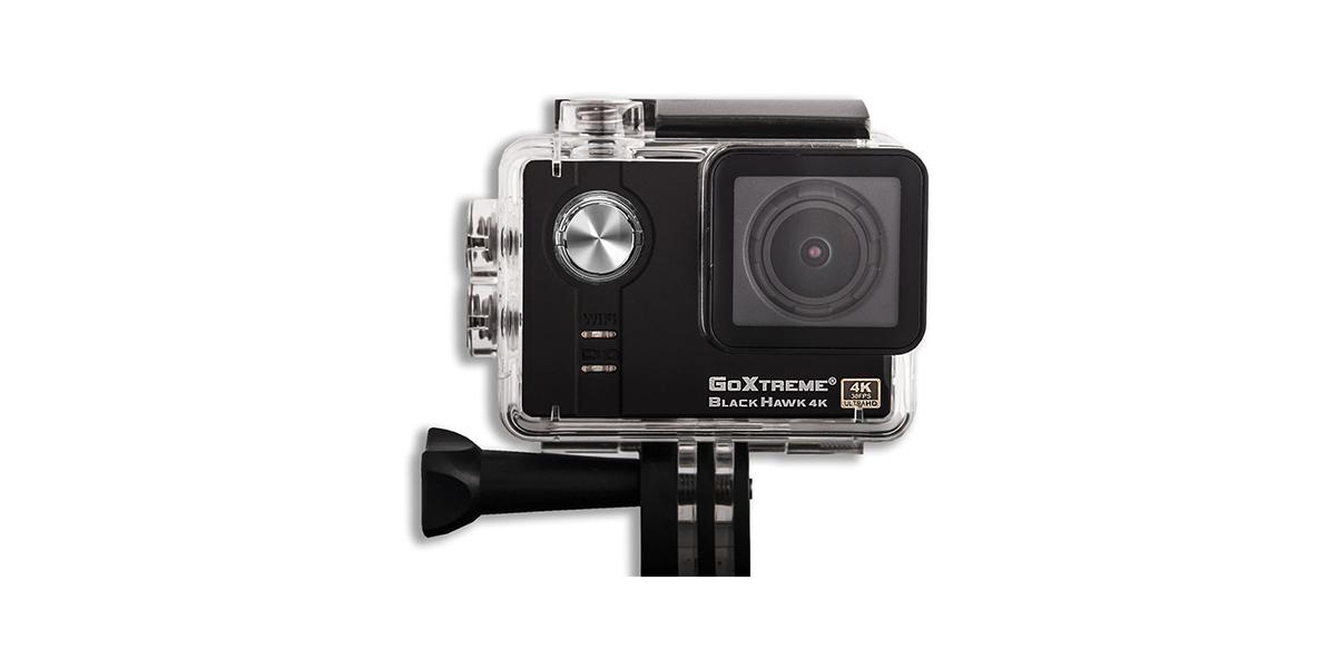 Caméra sportive Easypix black GoXtreme
